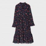 [W] MIXXO Flower Prill Long Dress 1ea - MIWOW8T81A