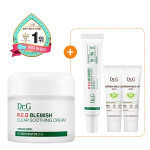 [W] Dr.G Red Blemish Clear Soothig Cream 70ml(+30ml)