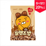 [W] Friends Rice Choco Caramel 88g