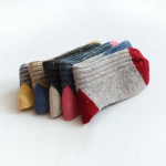 [W] 10X10 Point Wool Socks 1+1