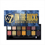 [W] W7 On the Rocks Eye Colour Palette 1ea