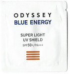 [S] ODYSSEY Blue Energy Super Light UV Shield SPF50+/PA+++ 1ml*10ea