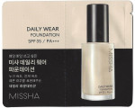 [S] MISSHA Daily Wear Foundation  SPF35/PA+++ 1ml*10ea