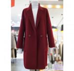 [W] Wine Stitch Hand Made Coat MKWHC970 1ea