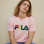 [W] FILA Multi-Color Logo Tee 1ea