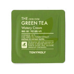 [S] TONYMOLY The Chok Chok Green Tea Watery Cream 1ml*10ea