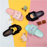 [W] Poketmonster Disney Character winter slippers #PICKACHU