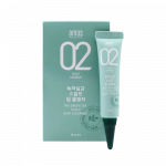 [SALE] AMOS PROFESSINAL Green Tea Feeling Scalp Deep Cleanser 15ml*6