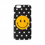 [W] STYLENANDA Dotted Smiley Accent iPhone6/6+ Case