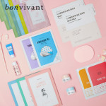 [W] BONVIVANT 1Day 1Pack Mask Box 2nd