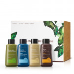 [W] AROMATICA Aromatica Shampoo Sampler set