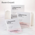 [W] BONVIVANT Illuminator Age Cover Mask Pack 5pcs