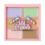 STYLENANDA 3CE STUDIO FACE TUNING CONCEALER PALETTE