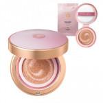 [W] DPC Pink Aura Cushion SPF50+ PA+++ 15g
