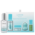LANEIGE White Dew Original Ampoule Essence set