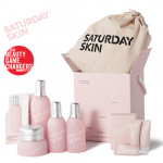 [W] SATURDAYSKIN Collection Set