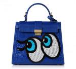 [W] PLAYNOMORE Shygirl Blue Handbag