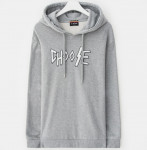 [W] 8SECONDS Gray Artwork Hood Pullover G-Dragon Collaboration