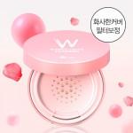 [W] WLAB W-Airfit Cover Cushion 15g+15g
