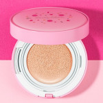 [W] Daily Skin  Peach-Peach Moisture Cover Cushion Set 13g*2
