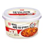 [W] Hansung Company delicious Fish cake Rice Topokki 200g