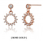 [W] HAESOO.L MSE032 Earring Rose Gold
