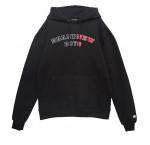 [W] BLACK HOODY Brand New Boys Hoodie