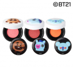 [W] BT21_VT Cheek Cushion 6g