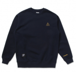 [R] SPAO Hoodie Harry Potter - Deathly Hallows (navy) 1ea