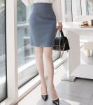 [R] ATTRANGS H Line Skirt Deep Wine Long Small Size 1ea
