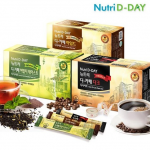 [R] NUTRI D-DAY D-Cafe Diet Americano 100 Packs and Others 1set