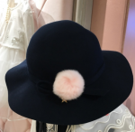 [R] ROEMGIRLS Ribbon Hat 1ea