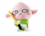 [R] KAKAO FRIENDS Apeach Movie Star Plush 1ea