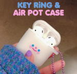 [R] THE RECORDER FACTORY Key Ring & Air Pot Case 1ea