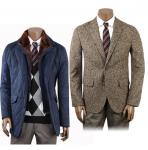[R] Casual Semi Suit Jacket 1ea