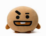 [R] LINE FRIENDS BT21 SHOOKY Cushion 1ea