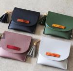 [R] IDUS Cocoa Pink Card Wallet 1ea