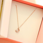 [R] OST Lucky Moon Light Necklace 1ea