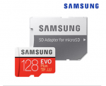 [R] SAMSUNG Micro SD Card 128GB EVO Plus U3 Memory Card 1ea