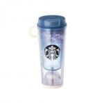 [R] STARBUCKS 19 Cherry Blossom Waterball Tumbler 355ml 1ea