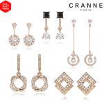 [R] 14k One-Touch Earrings 1ea
