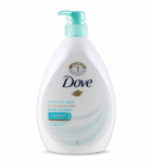 [R] DOVE Sensitive Skin Body Wash 1L
