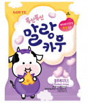 [R] LOTTE Malangecow blueberry cheese 158g
