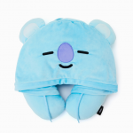 [R] LINEFRIENDS BT21 KOYA Neck Pilow 1ea