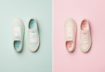 INNISFREE FILA Collabo Classic Kicks B Snickers [Mint / Pink]