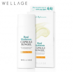 WELLAGE Real Hyaluronic Capsule Sun Gel 60ml