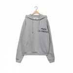 [R] NOHANT Made in SEOUL Hoodie Gray #S
