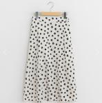 [R] STYLE Aven Flower Long skirt 1ea