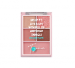 ARITAUM Eye Blush Palette (T:SOME) 12.3g