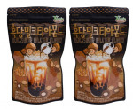 [R] Black Sugar Milk Tea Almond 190g*2ea 1set